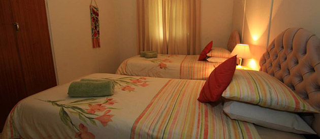Alpe-Edelweiss Guesthouse - Gariep Dam accommodation - Free State