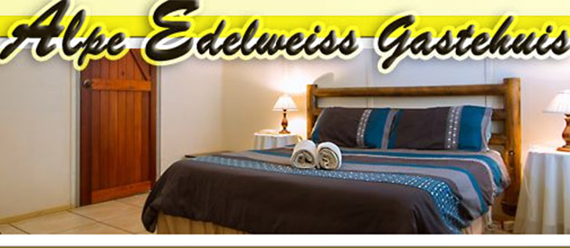 ALPE-EDELWEISS GUESTHOUSE