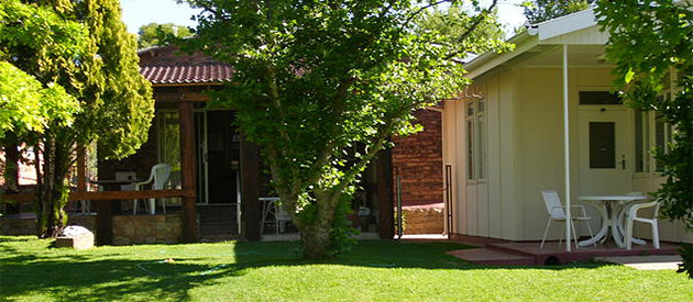 Aquifer Guesthouse - Oviston accommodation - Eastern Cape